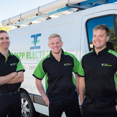 Tapp Electrical Residential Services Adelaide