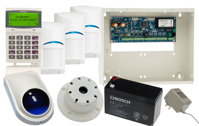 Bosch Security Package Adelaide