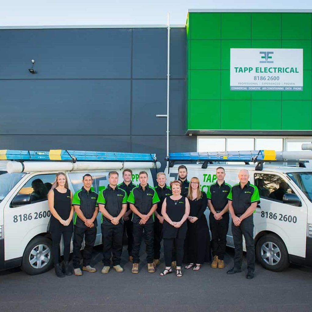 Electrician Hallett Cove Tapp Electrical