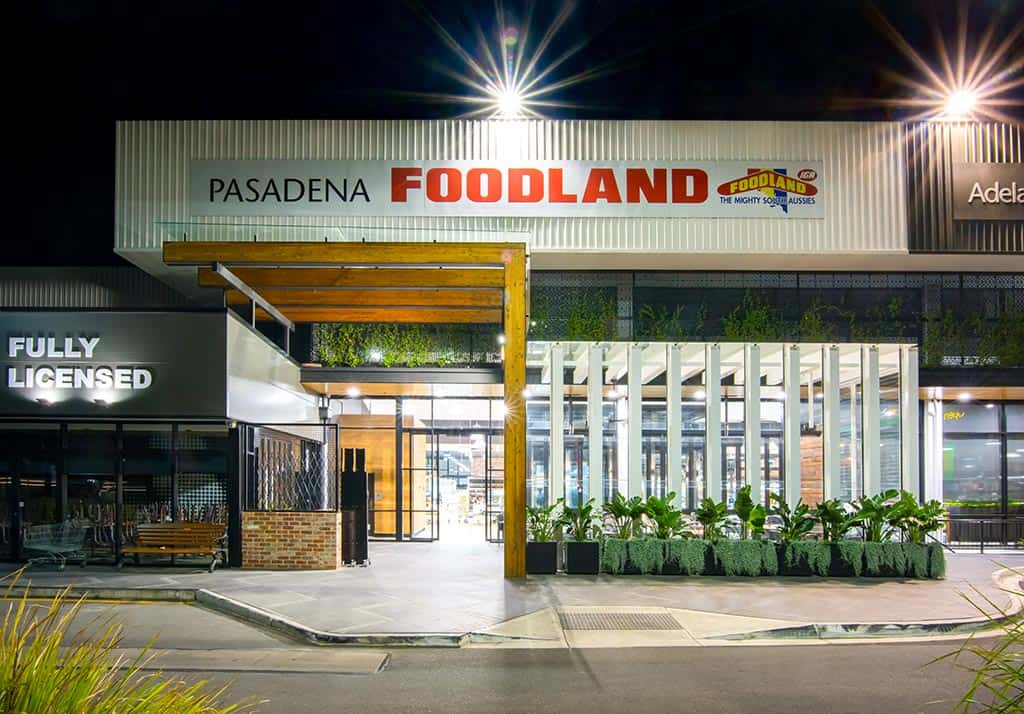 Foodland Pasadena Commercial Electrical Installation Adelaide