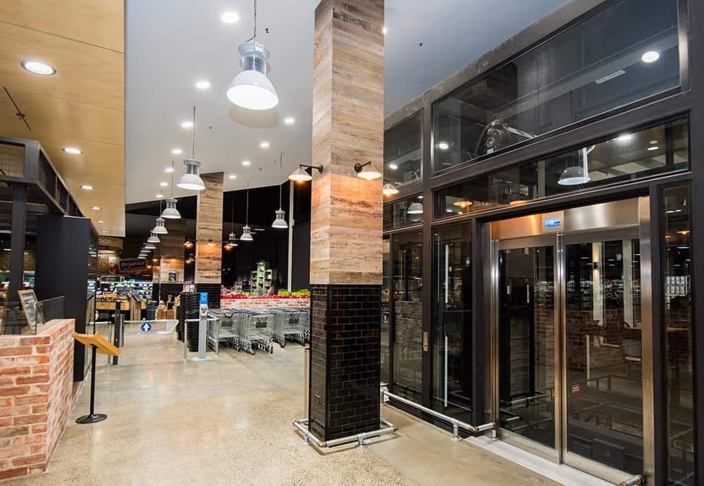 Foodland Pasadena Commercial LED Electrical Light Installation Adelaide
