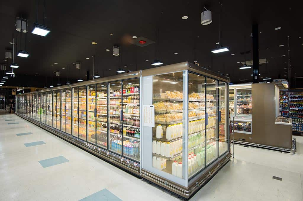 Foodland Pasadena Commercial Electrical Cabinet Lighting Adelaide