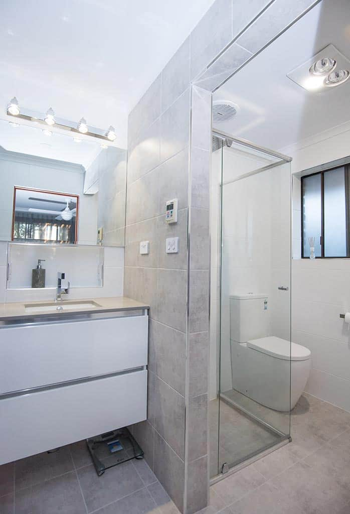 Residential Lighting Bathroom Installation Adelaide