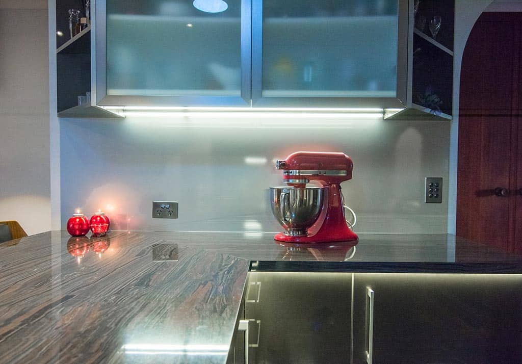 Kitchen Under Bench Lighting Installation Adelaide