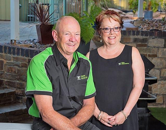 Lynette & Stuart Tapp Electrical Adelaide