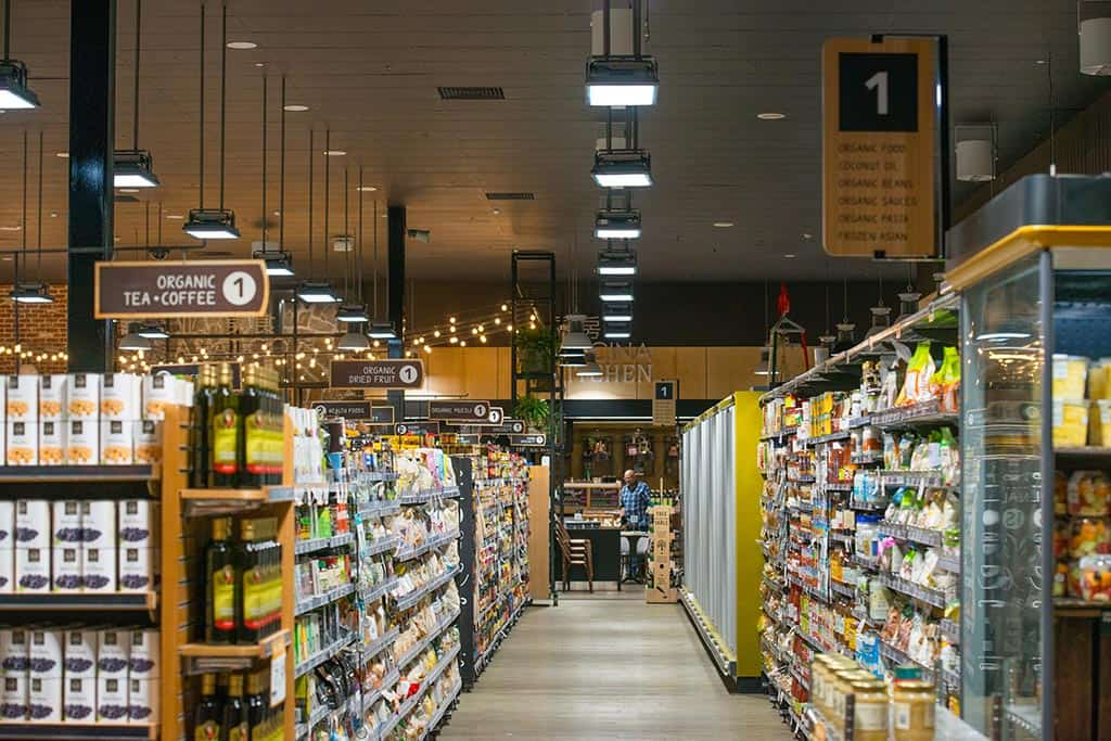 Foodland Pasadena Commercial Fit Out Installation Adelaide
