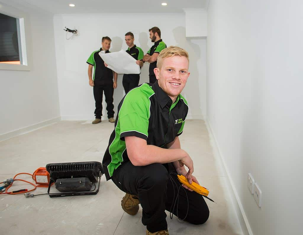 Power Points, New Electrical Wiring Installation Adelaide