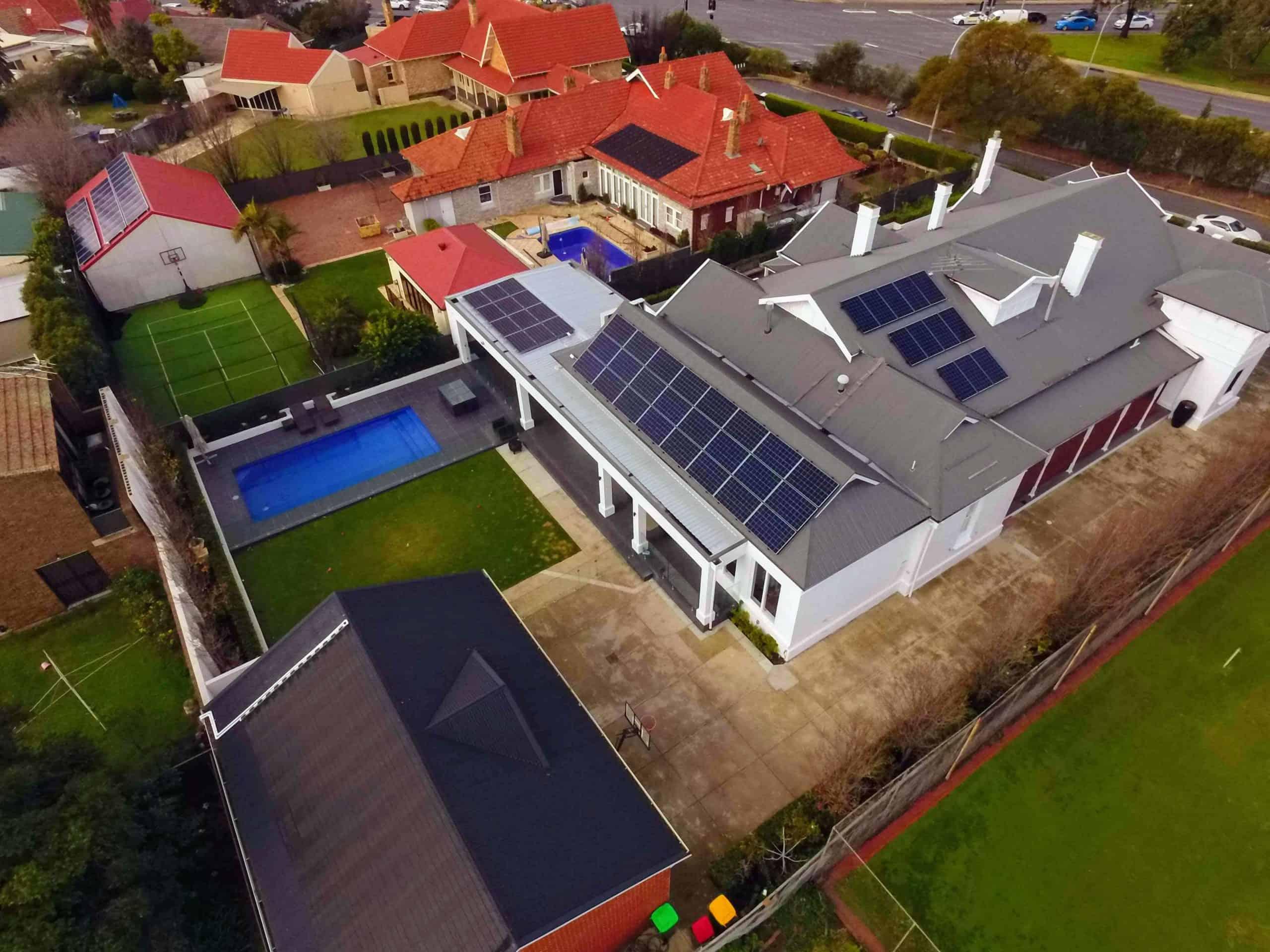 Residential Solar Adelaide